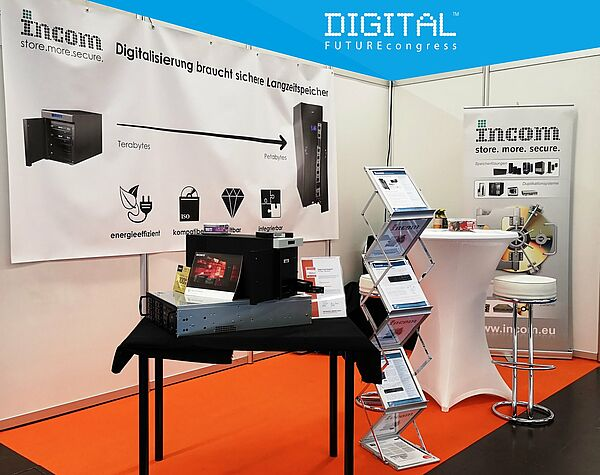 INCOM auf Digital Future Congress