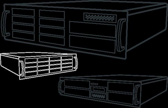 StorEasy® WORM Appliance Enterprise - Skalierbarer Archivspeicher
